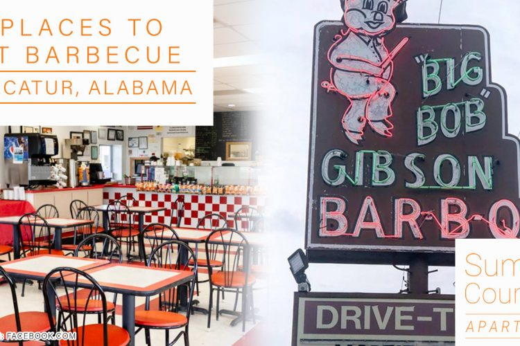 7 Places to Get Barbecue in Decatur, Alabama