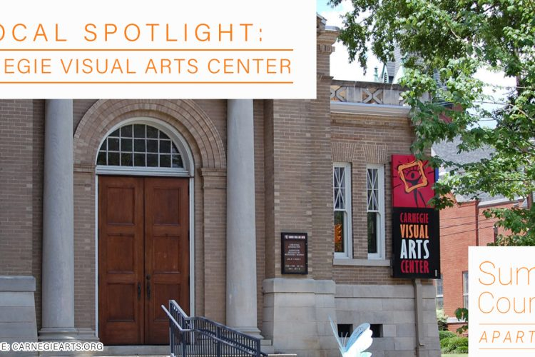 Local Spotlight: Carnegie Visual Arts Center