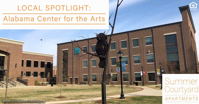 Local Spotlight: Alabama Center for the Arts