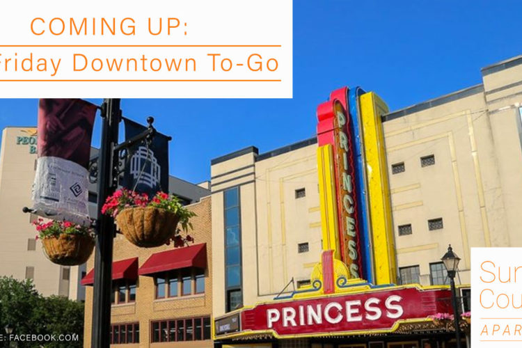 Coming Up: 3rd Friday Downtown To-Go