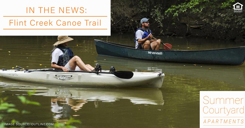 Flint Creek Canoe Trail