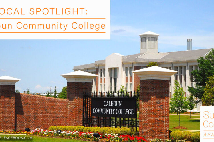 Local Spotlight: Calhoun Community College