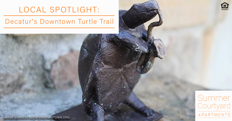 Decatur Downtown's Turtle Trail