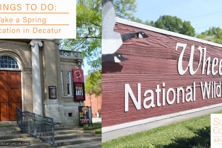 Things to Do: Take a Spring Staycation in Decatur